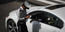 جریمه ۵۰۰ هزار ریالی خودروهای شیشه دودی در ایلام