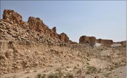 قلعه تاریخی شیاخ(شاخ) در شهرستان دهلران