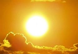 کاهش نسبی دمای روزانه در ایلام