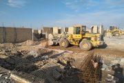 یک هزار متر مربع از اراضی ملی استان ایلام رفع تصرف شد