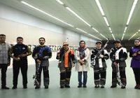 ملی پوشان ایلامی راهی رقابتهای المپیک توکیو شدند