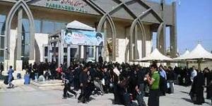 افزایش ۲۴۰ درصدی خروج زائران ایرانی از مرز مهران