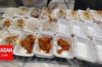 توزیع ۲۵۰ بسته غذایی بین نیازمندان چرداولی