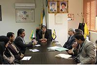 در نشست شورای فنی و کیفیت پست استان درسال96؛  بر ضرورت پیگیری تفاهم نامه های خدمات نیابتی تاکید شد