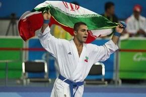 کاراته کای ایلامی قهرمان جهان شد