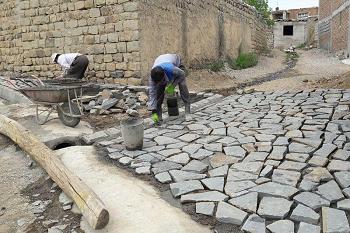 اجرای طرح هادی در ۸۵ روستای ایلام در سال ۹۹