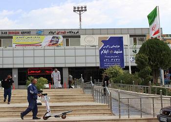 توزیع ۱۰۰ هزار ماسک رایگان بین مسافران و پرسنل فرودگاه شهدای ایلام