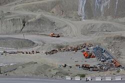 وجود ۶۰ پروژه راه سازیفعال در استان ایلام
