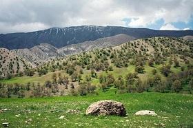 جاذبه گردشگری ایلام؛ کوه اهوران