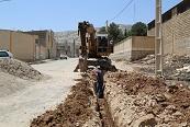 رفع بیش از ۱۷۰۰ مورد شکستگی شبکه توزیع آب شرب شهر ایلام