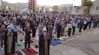 نماز عید فطر ایلام در فضای باز برگزار میشود