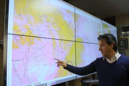آغاز بارندگی از امشب در استان ایلام/ وزش باد لحظه ای در استان منجر به خسارت می شود