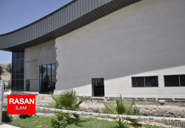 گزارش تصویری/احداث و تکمیل ترمینال جدید فرودگاه شهدای ایلام