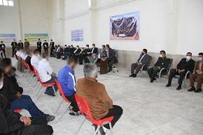 به مناسبت عید مبعث؛۲۱ زندانی ایلام از زندان آزاد شدند