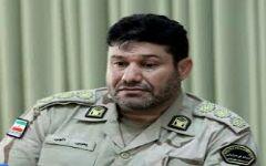 فرمانده مرزبانی استان ایلام: وظیفه مرزبانی حفظ و تأمین امینت مرز است