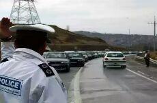 محدودیتهای ترافیکی استان ایلام روز سیزده بدر