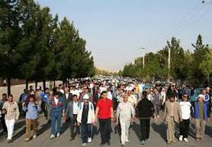 به مناسبت روز شهدا؛ همایش پیاده روی خانوادگی در شهر ایلام برگزار می شود
