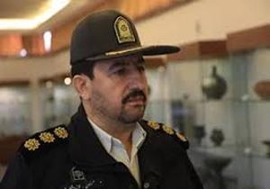 فرمانده یگان حفاظت میراث فرهنگی ایلام خبر داد :کشف 550 اشیا تاریخی در استان ایلام
