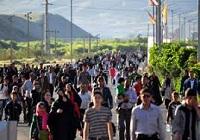 همایش بزرگ پیاده روی خانوادگی در ایلام برگزار می شود