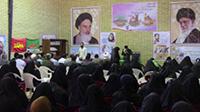 مراسم جشنی به مناسبت میلاد امام حسین(ع) و روز پاسدار در شهرستان سیروان برگزار شد