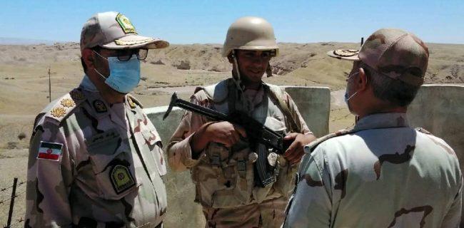 جانشین فرمانده مرزبانی ناجا:ارتش و سپاه دو بازوی قدرتمند برای مرزبانی هستند
