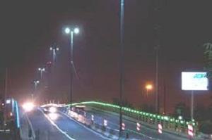تامین برق مواکب و ایستگاههای مسیر پل زائر تا پایانه مرزی مهران