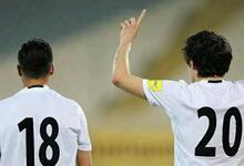 در یک بازی دوستانه, تیم پیشکسوتان عراق مغلوب چوار 65 شد