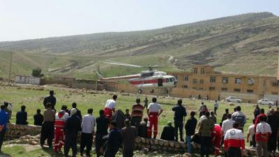 مدیر عامل جمعیت هلال احمر ایلام خبر داد: امداد رسانی هلال احمر به بیش از 10 هزار سیل زده در استان